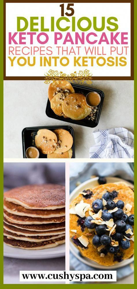 Sharing 15 best keto #pancakes which are easy to make and are low in carbs! I'm …