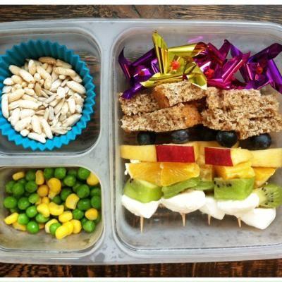 Fun, Yummy & Healthy School Lunches {Healthy Lunches}