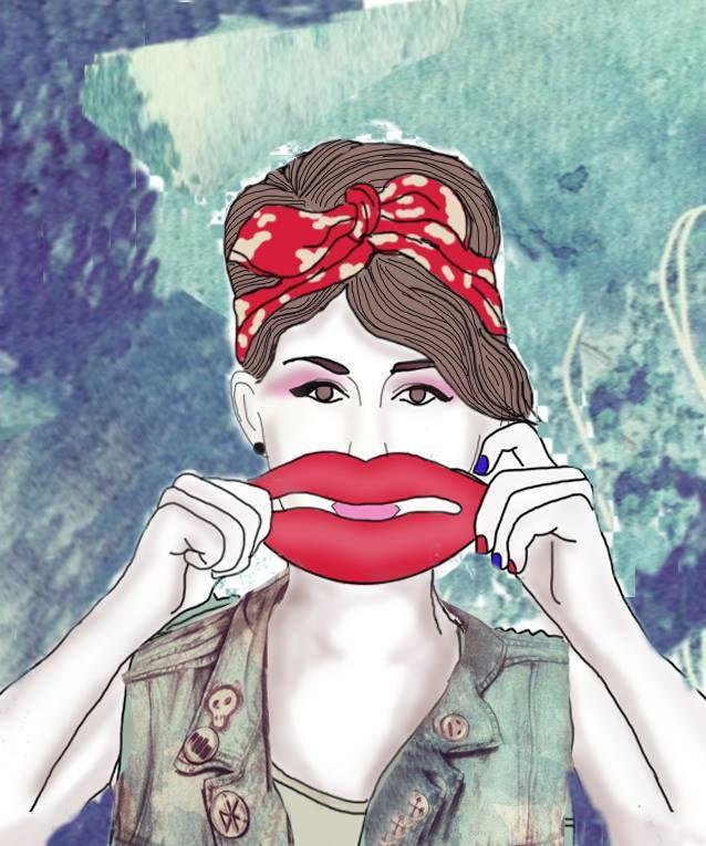 big lip