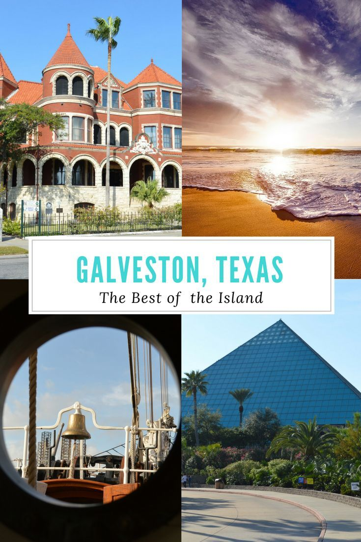 Make the most of a visit to Galveston, Texas. Find out the best of the best things to do - eat, play, shop. asoutherntraveler.com