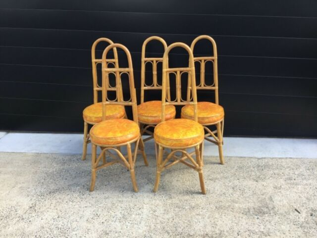 Vintage Cane Chairs Dining Chairs Gumtree Australia Brisbane