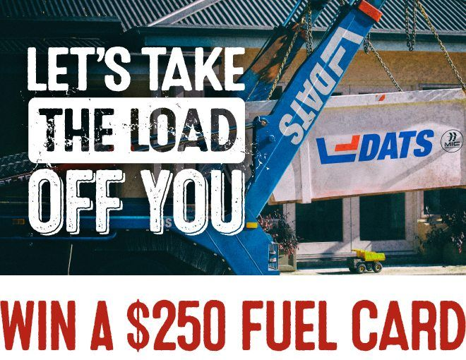 Win a $250 fuel card  Victorian promotion only