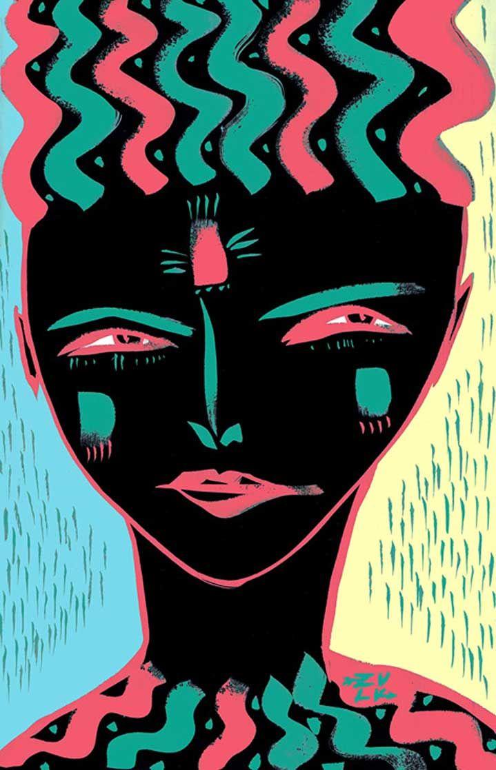 Lynnie Zulu | Illustrators | Central Illustration Agency