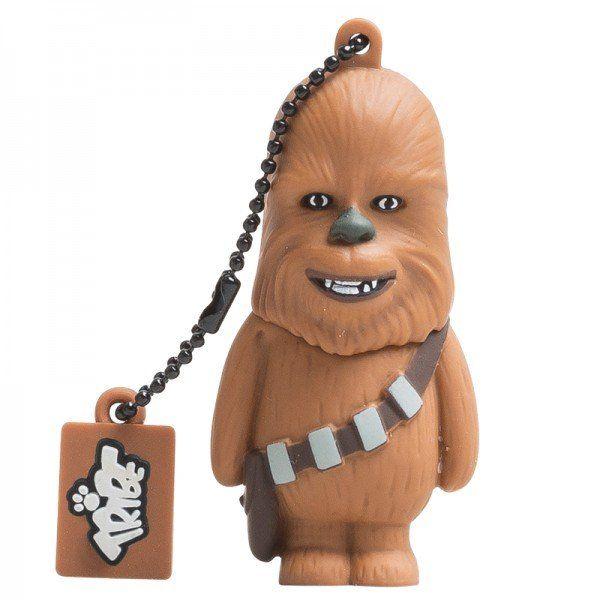 Tribe Star Wars USB 2.0 8GB Flash Drive Chewbacca