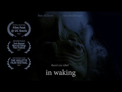 (19) IN WAKING -  Award Winning Short Film (Psychological Horror) - YouTube