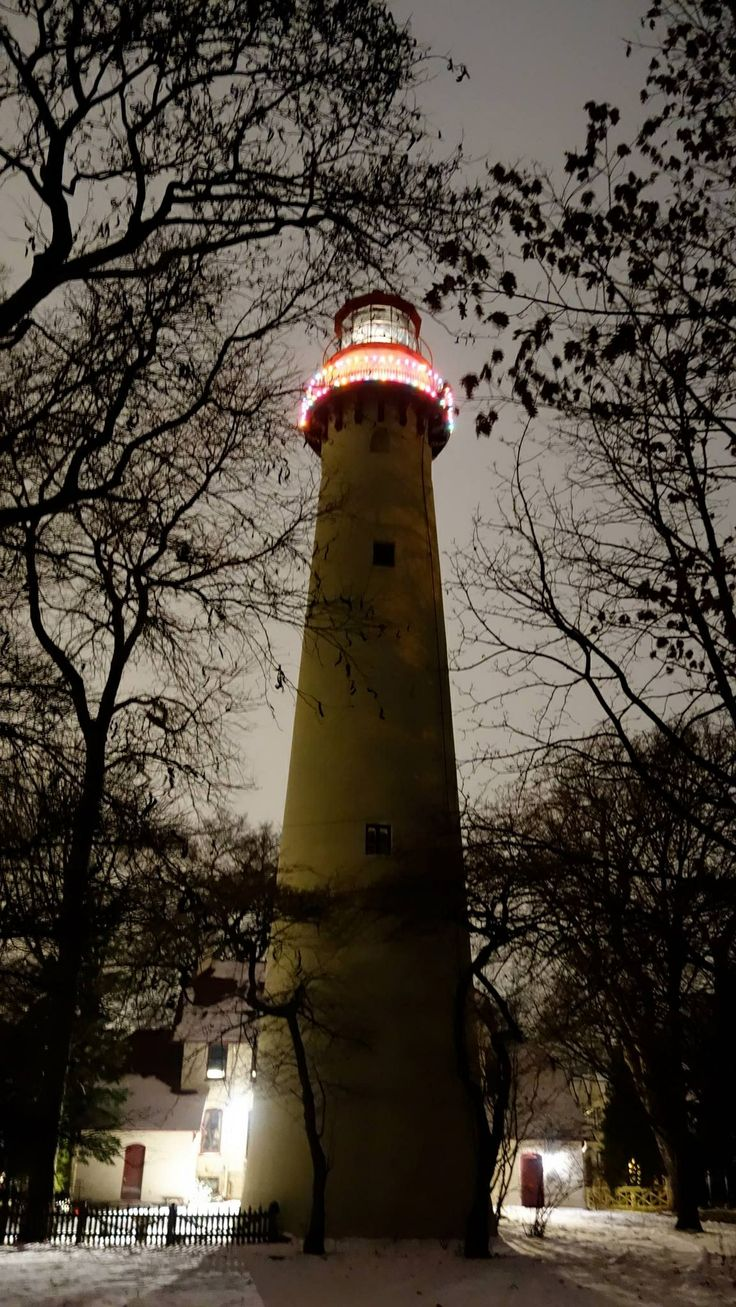 Grosse Point Lighthouse Evanston Chicago Pin of