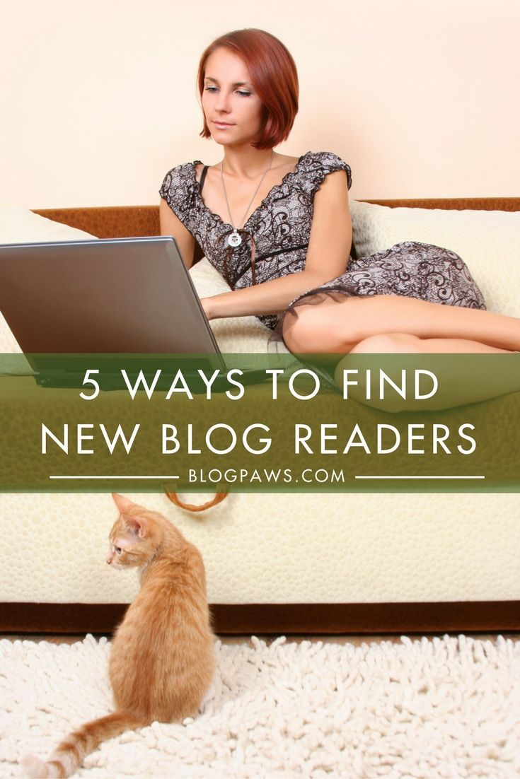how to find readers for your blog