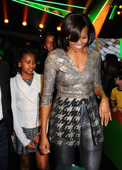Michelle Obama Photo - Nickelodeon's 25th Annual Kids' Choice Awards - Show