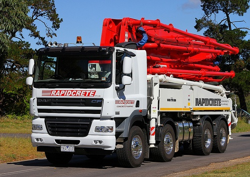good concrete pump truck operators are
