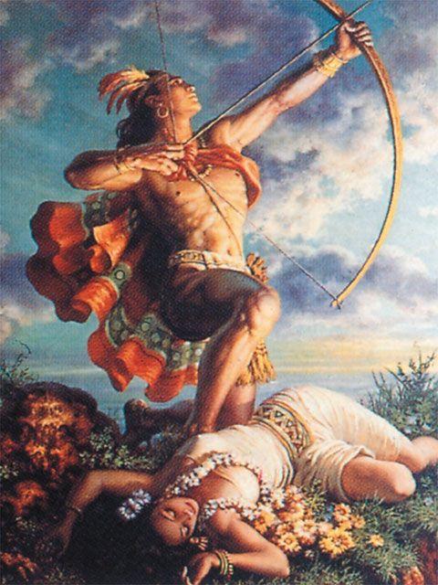 """""""El Flechador del Cielo"""""""