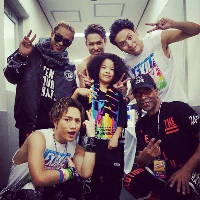 Imaichi Ryuji & Tosaka Hiroomi & Yamashita Kenjiro & Elly