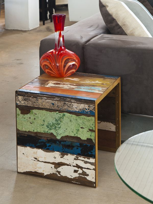#Eco Monday: Shipwreck Furniture - Tables and more made with salvaged timber from shipwrecks off the coast of South Africa! #ecofriendly