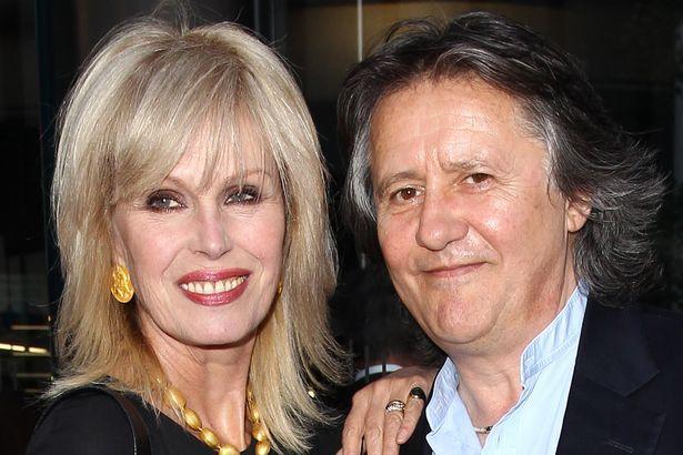 Avec son mari Stephen