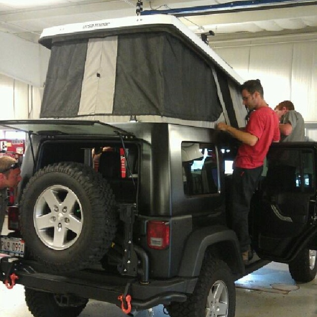 195 Best Images About Tent Trailer On Pinterest