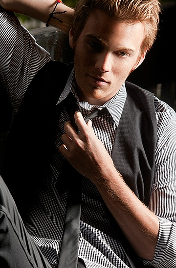 Jake Abel... yes you were the villian in Percy Jackson, but yeah...