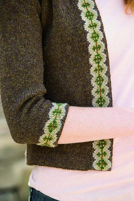 Ravelry: Concord Jacket pattern by Donna Kay