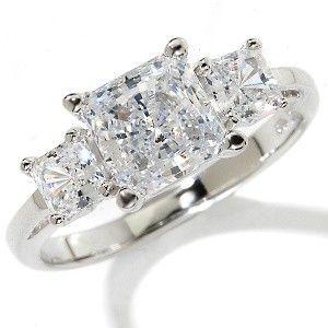 25 best ideas about princess cut wedding rings on pinterest princess cut rings dream engagement rings and princess cut engagement rings - Princes Cut Wedding Rings