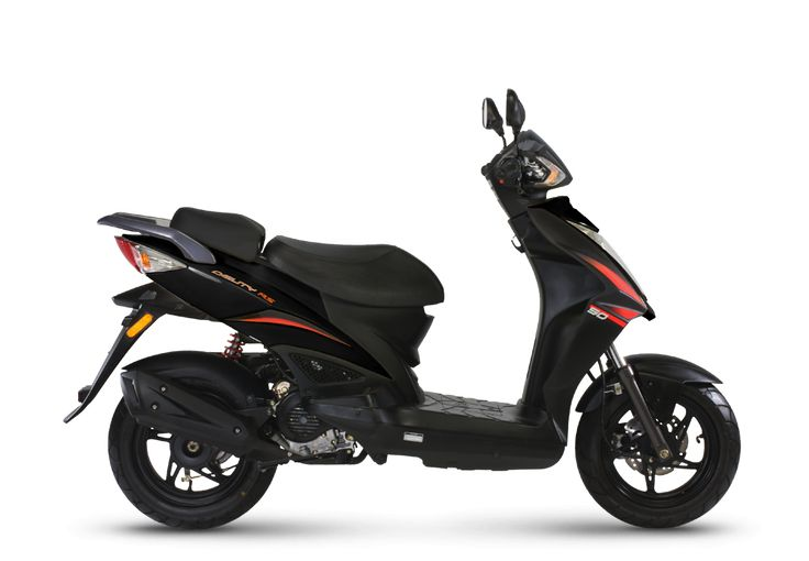 Agility RS 50 - 2 Stroke Scooter - 50cc Moped | Kymco UK