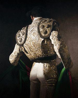 Christian Gaillard... Matador's Costumes always look so cool.