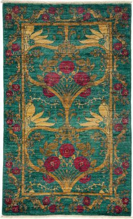 Arts And Crafts Asia Rug
