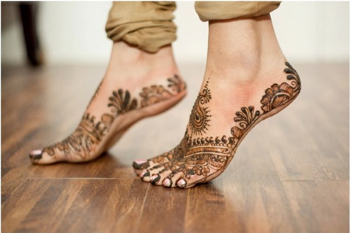 17 best ideas about simple foot henna on pinterest foot