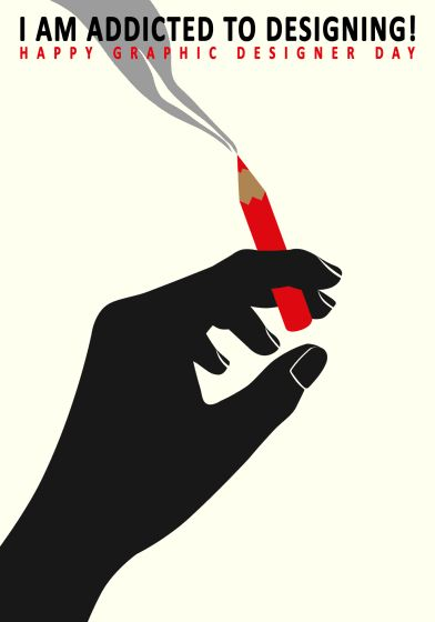 This design by Dariush Allahyari. Incorporates a well known addiction- smoking- with different object other then the norm.
