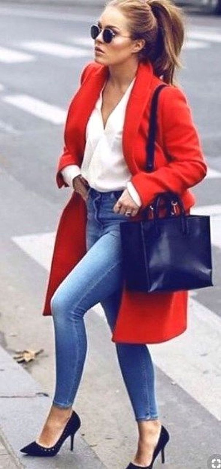 40 Classy Winter Work Outfits Ideas For Women 2019