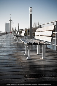 Why not sit and relax while you look at the Tagus River?
