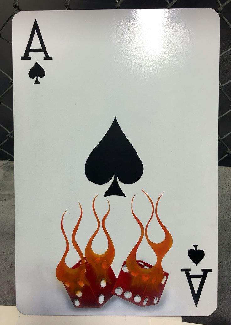 Ace Of Spades Kustoms!