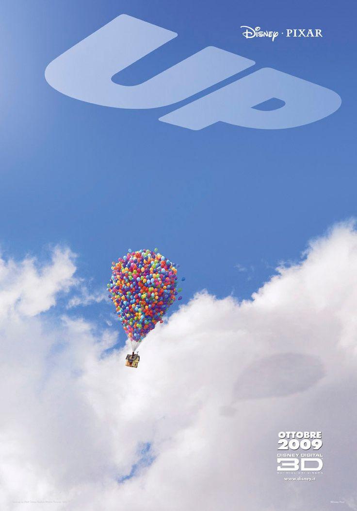 Up film d'animazione completo del 2009 della Disney Pixar in streaming HD gratis in italiano, guardalo online a 1080p e fai il download in alta definizione.