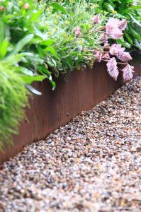 FormBoss Metal Garden Edging Just doing its thing at the Chelsea flower show!!