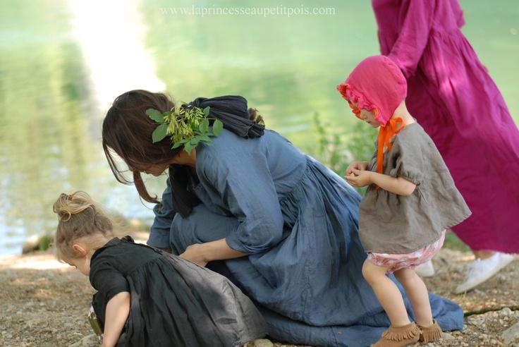 Photo Marie Bas pour la Princesse au petit pois (R)
