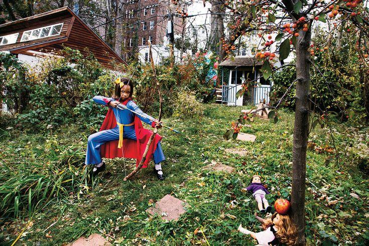 Hollywood Heroines - Slide Show - NYTimes.com - Quvenzhane Wallis