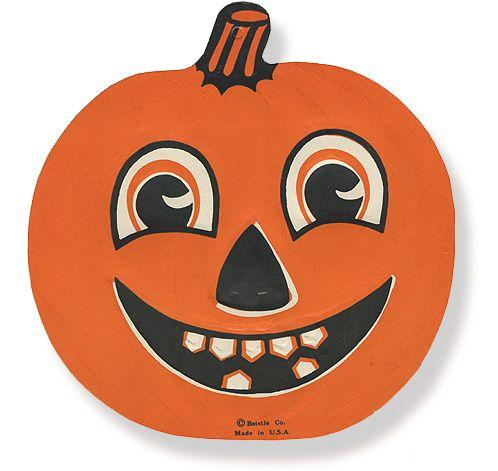 .Die Cut, Crafts Ideas, Halloween Decor, Vintage Halloweenie, 1960 S Halloween, Hallows Eve, Halloween Pumpkin, Halloween Printables, Pennies Candies