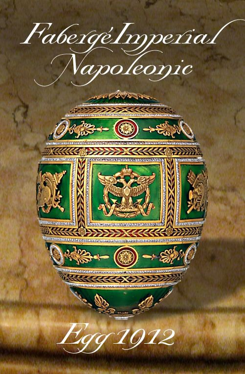 83 best faberge easter eggs images on pinterest faberge eggs peter carl faberg imperial napoleonic egg gold guilloch enamel rose cut diamonds ivory silk velvet gift from russian czar nicholas ii to his mother negle Gallery