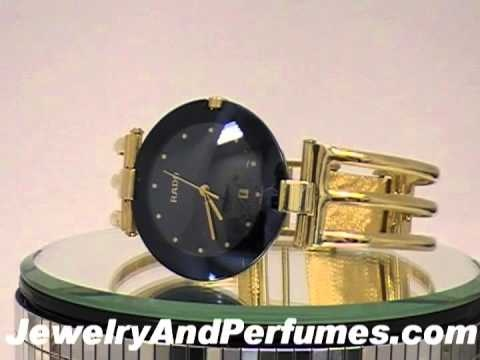 rado la coupole   custom  solid gold bracelet jewelry  perfumes