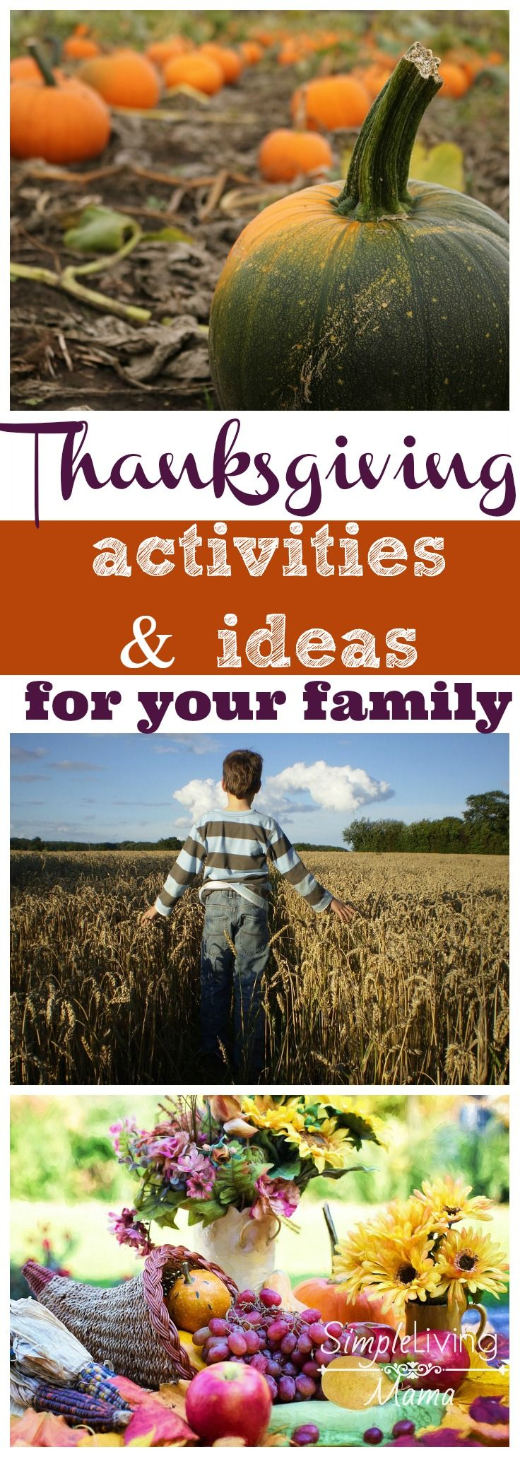 Thanksgiving activities and ideas activities about Fun family thanksgiving games
