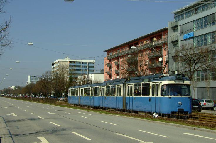 Straßenbahn München – Wikipedia