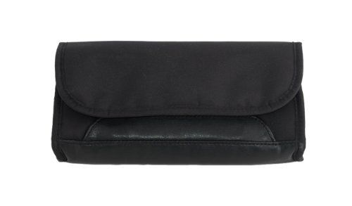 Danielle Black Tie Flapover Case, Black/pink by Danielle. $17.99. Keeps all your essentials neatly stowed. Perfect for travel. For a sophisticated gift set pair with items from Upper Canda Soap Freshly Cut Bath and Body line. Features premium satin interior in new Upper Canada Soap signature pink. Gorgeous Black Tie Collection is the new classic that will take you from season to season. Features premium satin interior in new Upper Canada Soap signature pink. Keeps all your e...