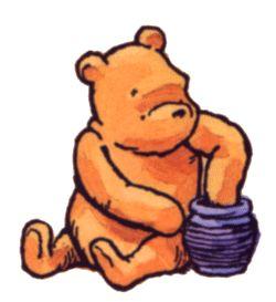 Pooh clip art