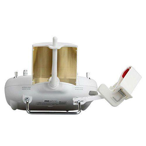 Hobby-Fun Cobre antena parabólica Rango Booster para DJI Phantom 3 controlador estándar de señal del transmisor Extender - http://www.midronepro.com/producto/hobby-fun-cobre-antena-parabolica-rango-booster-para-dji-phantom-3-controlador-estandar-de-senal-del-transmisor-extender/