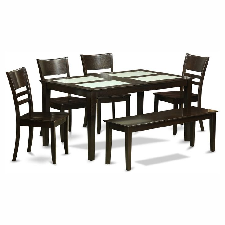25 best ideas about glass dining table set on pinterest