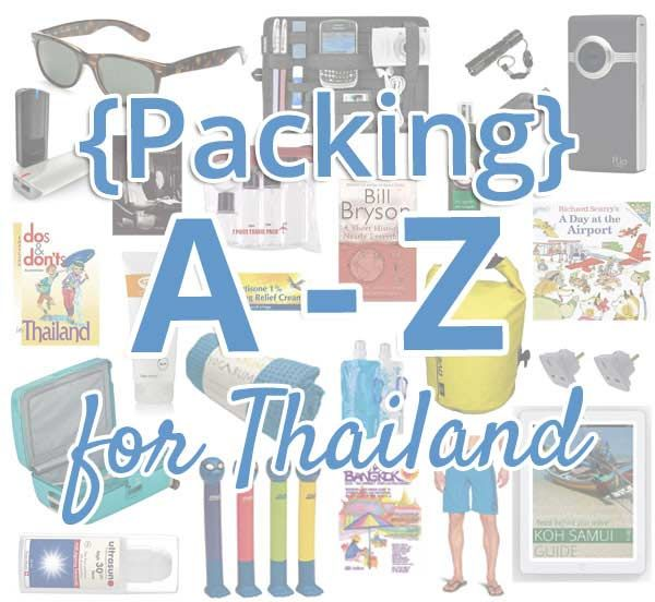 thailand-packing-list