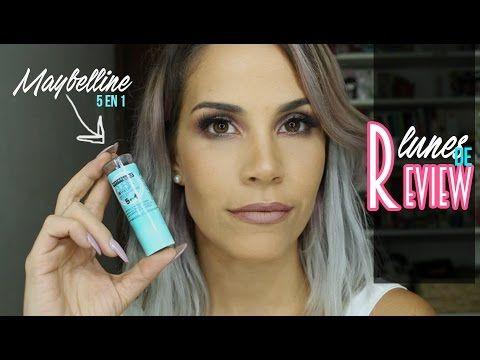 Maybelline Pure Makeup 5 en 1 - Lunes de Review  - Cynthia La'Maquillado...