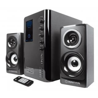 Głośniki MANTA SPK9209 2.1 bluetooth