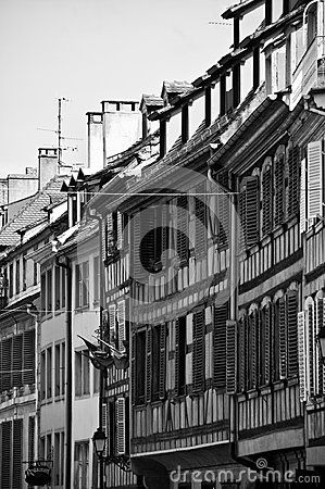 Old Town Of Strasbourg - Download From Over 50 Million High Quality Stock Photos, Images, Vectors. Sign up for FREE today. Image: 79379419