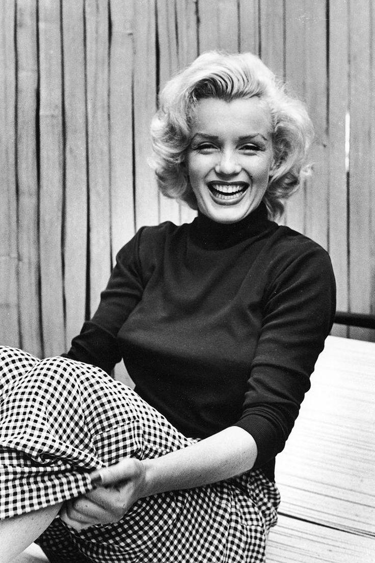 I am doing my dissertation on Marilyn Monroe.?