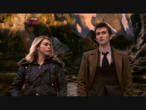 Mitch Benn - Doctor Who Girl