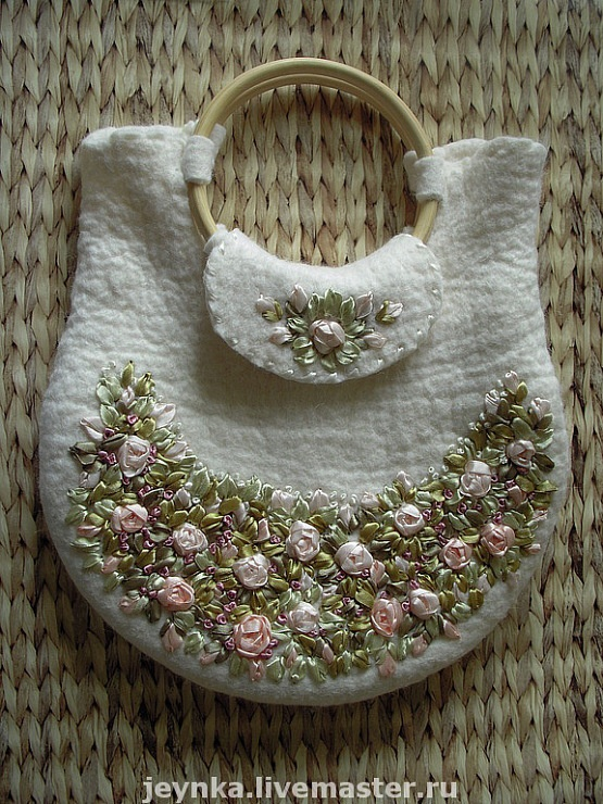 429 Best Images About Silk Ribbon Embroidery On Pinterest | Rose Tutorial Ribbon Art And Embroidery