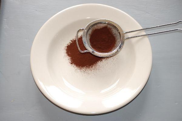 Een recept voor Chocolade truffels u2013 een mooie start van een nieuw ...